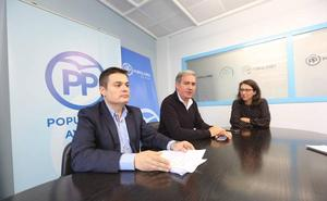 El PP de Avilés exige al Principado que la Escuela del Deporte no sea «un contenedor sin contenido»