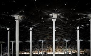 Ballester expone en Avilés la obra arquitectónica de Niemeyer