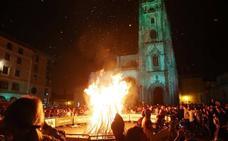 La noche de San Juan en la plaza de la Catedral costará 36.000 euros