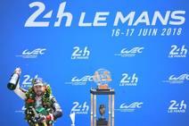 Victoria para Fernando Alonso en las 24 horas de Le Mans