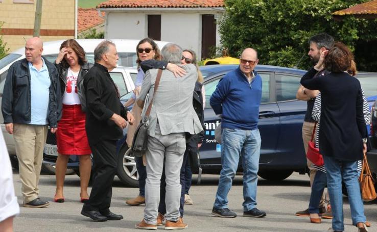 Emocionado adiós a José Antonio Bron