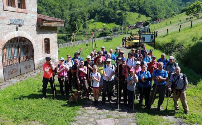 Mieres, Riosa y Morcín reivindican la ruta de las minas de montaña