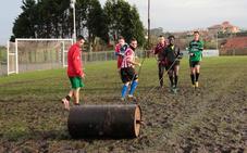El PSOE de Gijón pide al gobierno local reformar los terrenos del Estudiantes Club de Fútbol