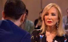 La sorprendente confesión de Carmen Lomana a Risto Mejide