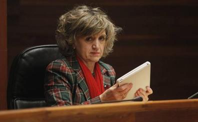 La socialista María Luisa Carcedo dejará el acta de senadora este miércoles