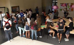 La Universidad de Oviedo amplía el número máximo de alumnos en ocho carreras