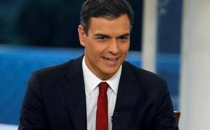 Pedro Sánchez anuncia su intención de agotar la legislatura y convocar elecciones en 2020