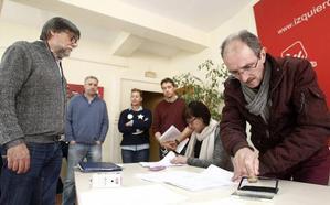 La confluencia entre IU y Podemos logra el 66,02% de los respaldos en Asturias