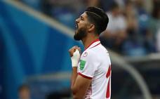 Directo: Túnez iguala de penalti el gol de Kane
