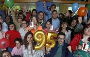 95 años de comunidad social en Vinjoy
