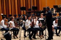 Concierto de fin de curso de la Escuela de Música de Oviedo
