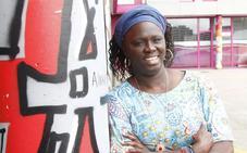 «Doy voz a todas las mujeres africanas que no la tienen y no tengo miedo»