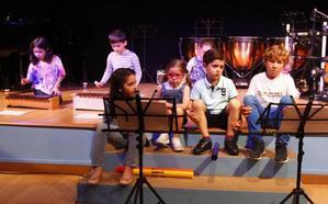 Conciertos en la Escuela de Música