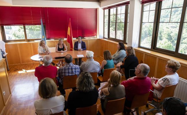 Ponga quiere tener el primer bosque para inhumar las cenizas en Asturias