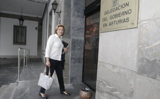 Delia Losa: «Mi prioridad será transmitir las necesidades de Asturias al Gobierno central»