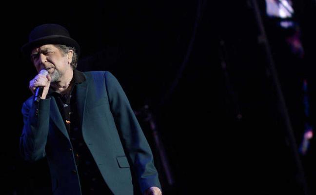 Sabina cancela los cuatro últimos conciertos de su gira
