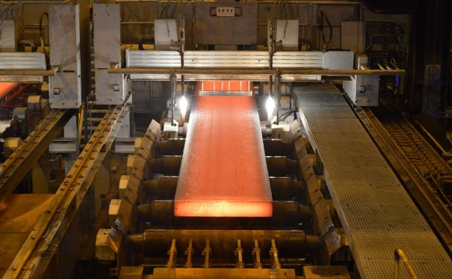 Arcelor prevé retomar la actividad total de la acería a finales de semana