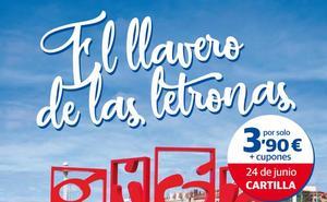 El llavero de las letronas de Gijón