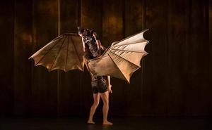 'Vuelos' acercará la danza al público familiar en el Palacio Valdés