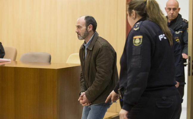 Javier Ledo, acusado de la muerte de la gijonesa Paz Fernández Borrego, absuelto de un delito de malos tratos a su expareja