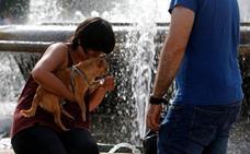 Asturias se asfixia antes del regreso de las lluvias