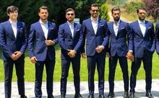 Confunden a la selección de Irán con los nuevos candidatos a Míster Universo