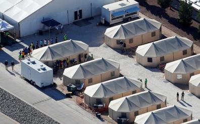 La tensión crece en EE UU mientras Trump mantiene su defensa a la separación familiar de inmigrantes