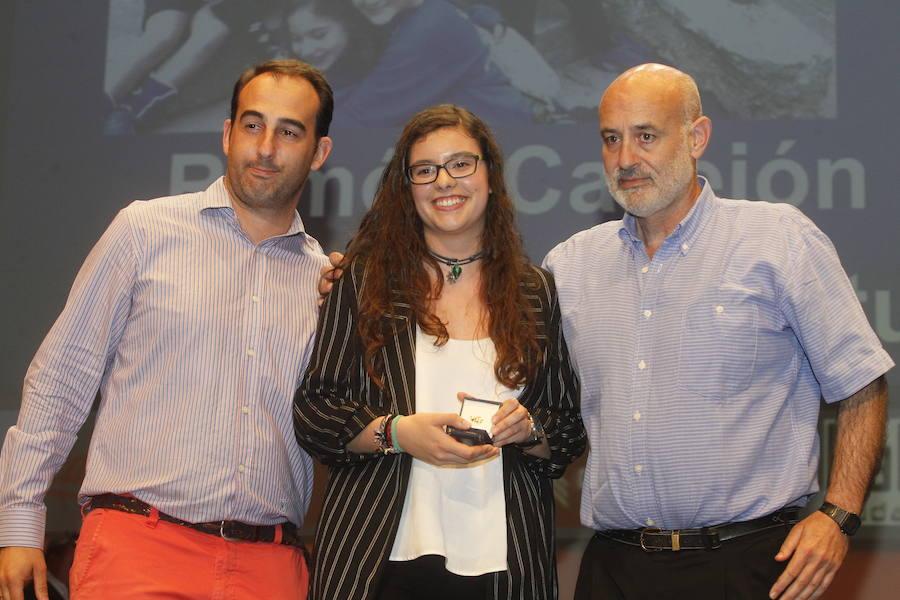 Gala anual del balonmano de Asturias