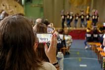 Graduaciones de los más pequeños del colegio Río Piles de Gijón
