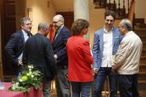 Entrega de los Premios Internacionales de Ensayo y de Poesía Jovellanos