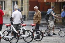 Gijón dispone de nuevo sistema de alquiler de bicis con aplicación móvil