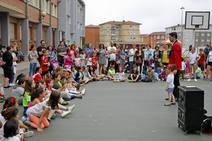 Los alumnos del colegio Montevil de Gijón despiden el curso