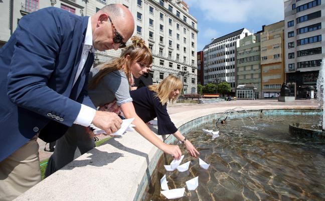 Oviedo pide que acaben las «muertes en el mar» en el Día de los Refugiados