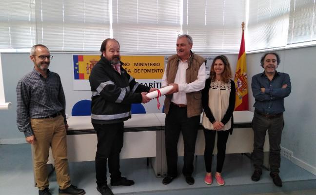 Alberto Costa Marcilla, homenajeado tras obtener la medalla al Mérito Civil