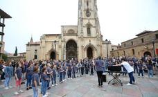 Los coros de la Fundación Princesa de Asturias ofrecerán conciertos con motivo del Día Internacional de la Música