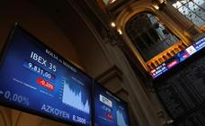 Bolsas a la baja: El riesgo italiano renace y se suma al susto de Daimler