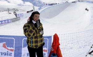 María José Rienda, nueva secretaria de Estado para el Deporte