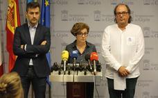 PSOE, XSP e IU apoyan en Gijón modificaciones presupuestarias por 5,7 millones