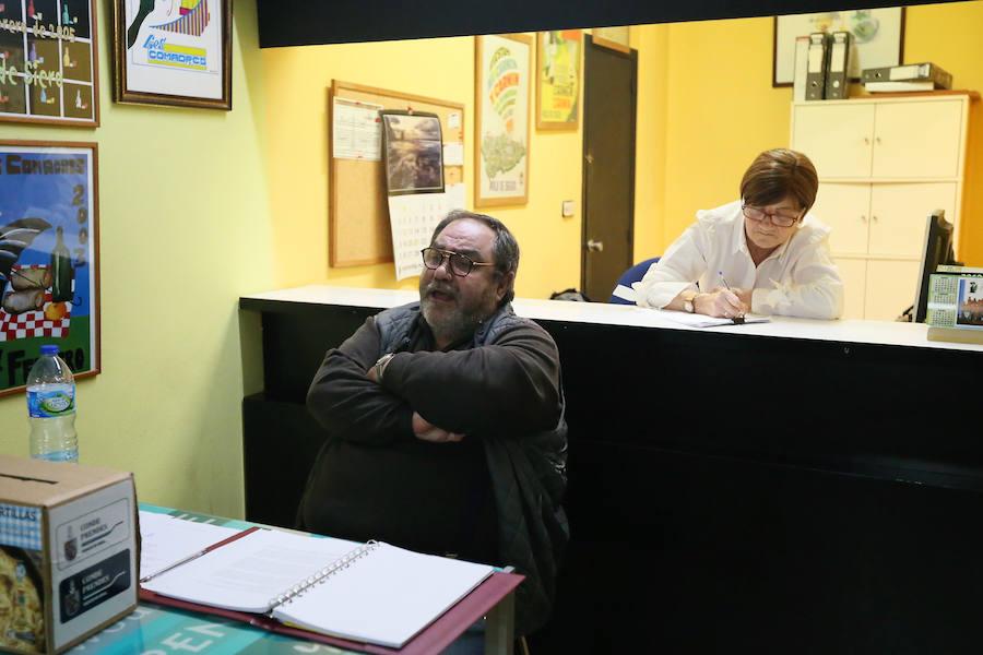 Jenaro Soto convocará elecciones extraordinarias en Festejos este año