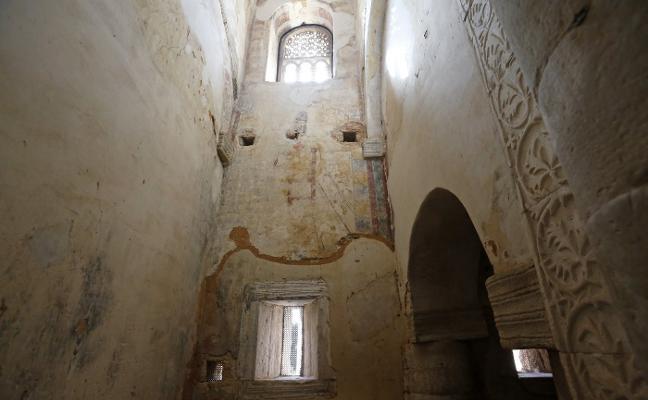 La restauración de las pinturas de San Miguel de Lillo es «inminente»