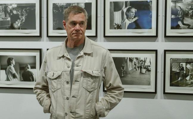 Gus Van Sant muestra en España su vertiente de pintor y fotógrafo