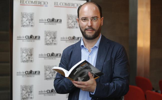 Álvaro Sánchez León retrata a Javier Echevarría
