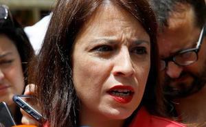 Adriana Lastra: «El auto de libertad traslada que no sucede nada cuando cinco hombres acorralan a una joven en un portal»