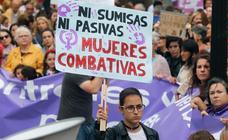 Asturias clama contra la libertad de 'La Manada'