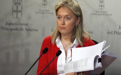 Cristina Coto ratifica la renuncia a su escaño en la Junta General