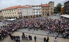 Asturias sale a la calle contra la libertad de 'La Manada'