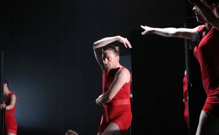 'Vuelos', un espectáculo de danza en Avilés