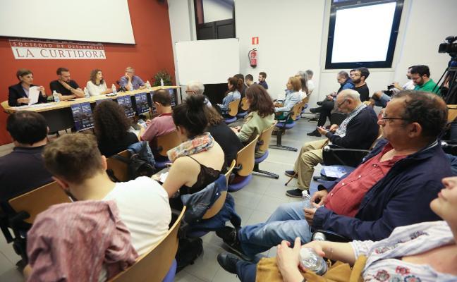 La diputada Yolanda Díaz reclama una política industrial para afianzar el crecimiento de España