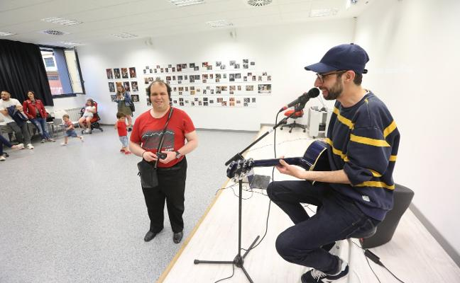 Diez años de música local, en 80 fotos en la Factoría Cultural