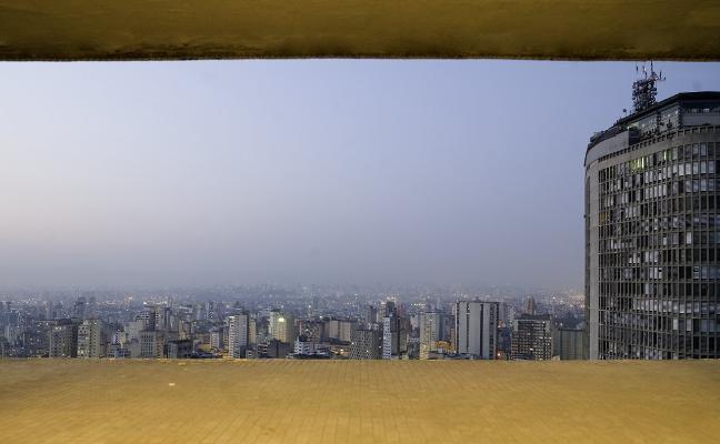 Niemeyer visto desde el Niemeyer